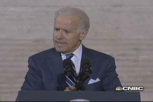 VP Biden says LaGuardia Airport '3rd world'