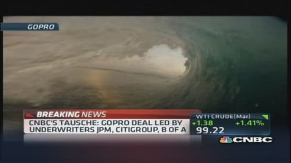 GoPro CEO: Company was instantly profitable