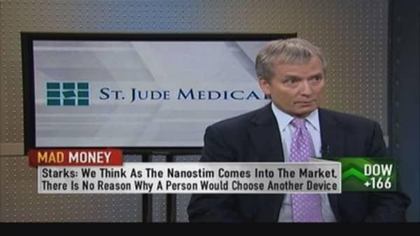 St. Jude CEO: New device will revolutionize the field