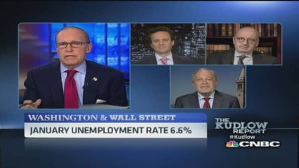 Will the Fed stop tapering on weak jobs numbers?