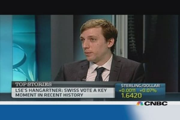 Why the Swiss immigration vote is bad news