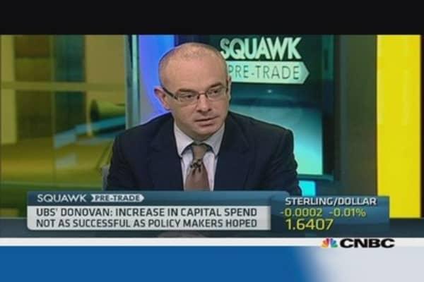Europe's banking black hole 'is nothing': Pro