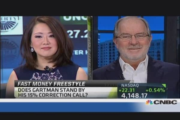 Gartman: Still neutral on equities