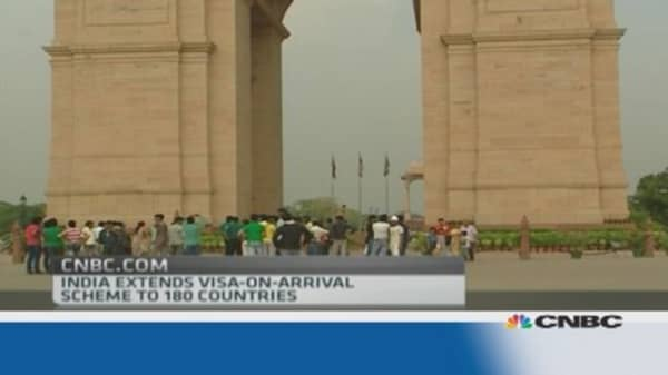 India's game-changing move for tourism