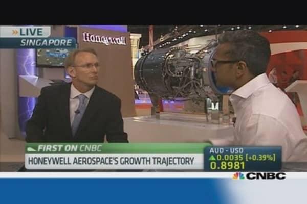 Honeywell Aerospace's flight to safety