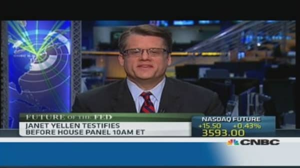 Yellen will not 'waver on taper': Pro