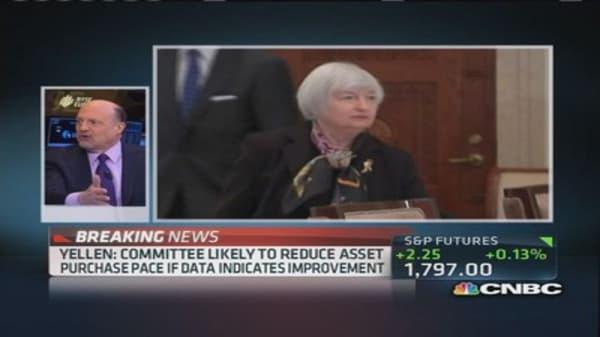 Looking ahead to Janet Yellen