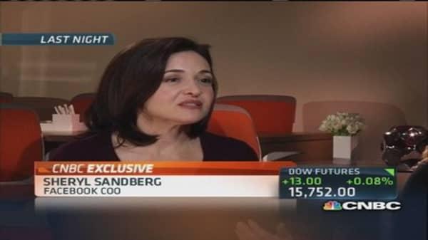 Cramer: Facebook is a terrific company