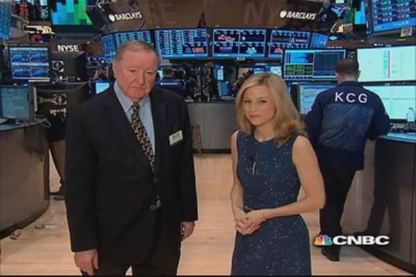 Cashin says: Market looked to Yellen for flexibility