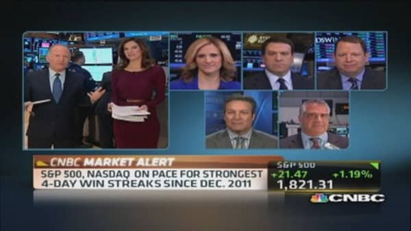 Closing Bell Exchange: Real correction to come
