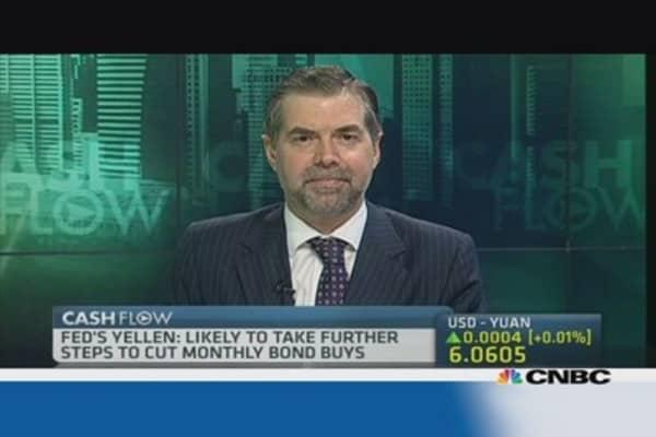 We agree with Yellen: Julius Baer