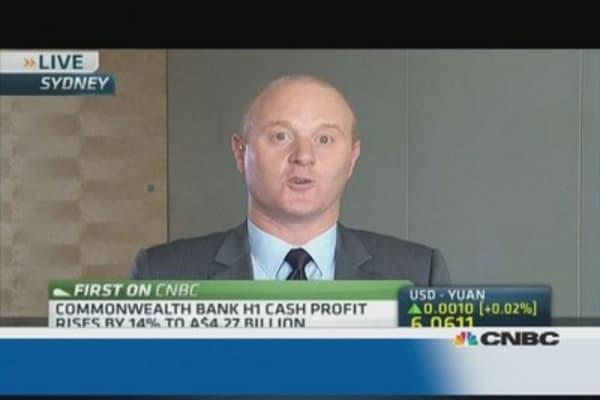 CBA: Customer franchises drove revenue growth