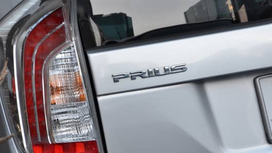 Toyota Prius is recalled globally for a software glitch that could cause the vehicle to stall.