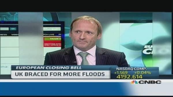 UK floods could cost insurers over $1 billion: Pro