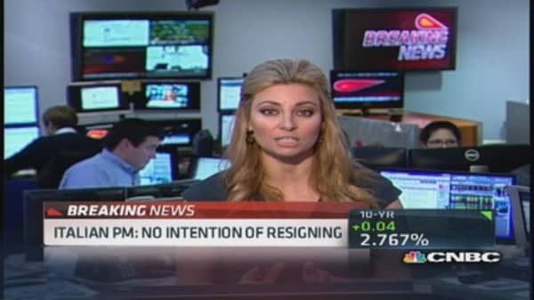 Italian PM Letta not resigning
