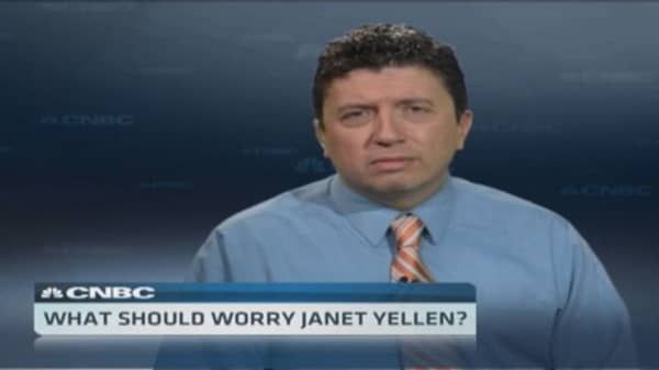 Yellen headed for the hot seat?