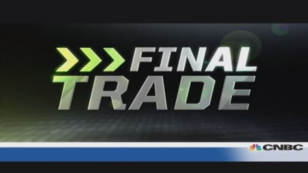 Fast Money Final Trade: HD, SGG, PACD, LNC,