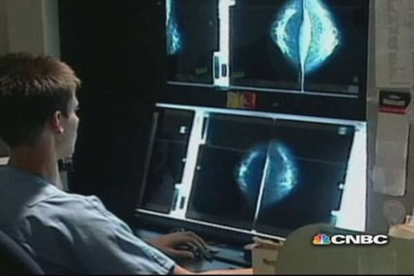 Study: Mammograms do not reduce death rates
