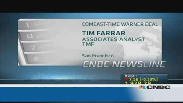 Shareholders to cheer Comcast-TWC deal