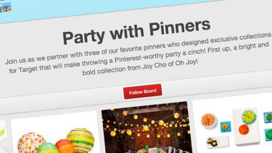 Target's Pinterest tie-in is just the beginning: Pro