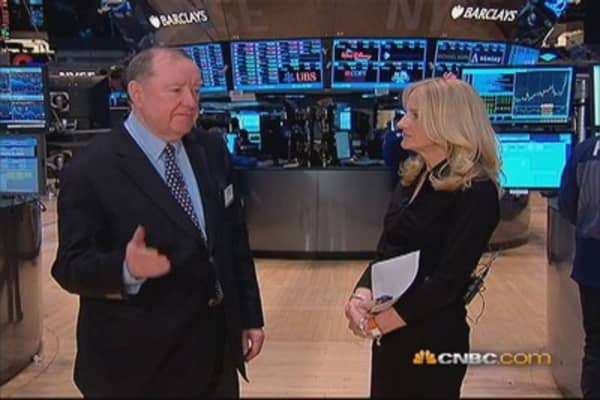 Cashin says: Weathering the real storm
