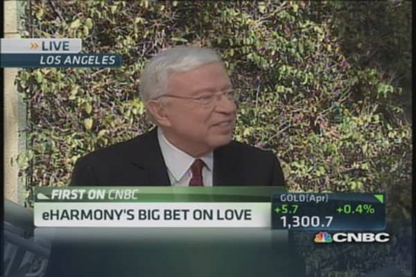 eHarmony CEO: This is the big week for love