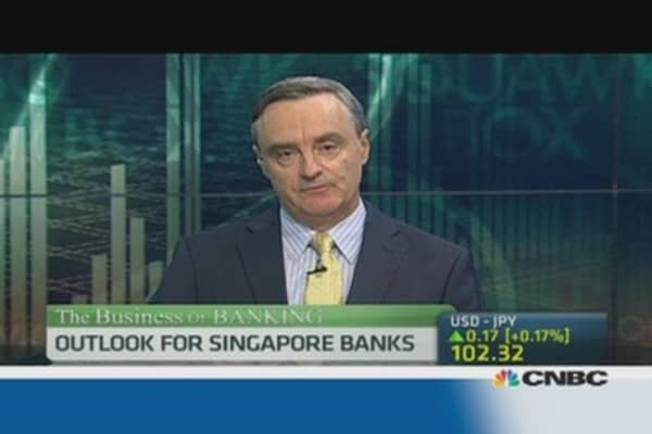 Singapore banks seeing decent results: Pro