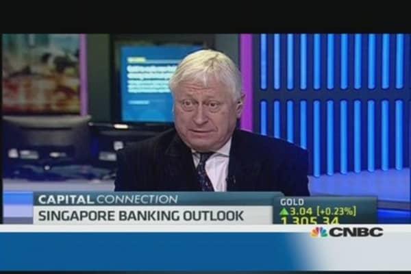 Can Singapore banks endure an Asia slowdown?