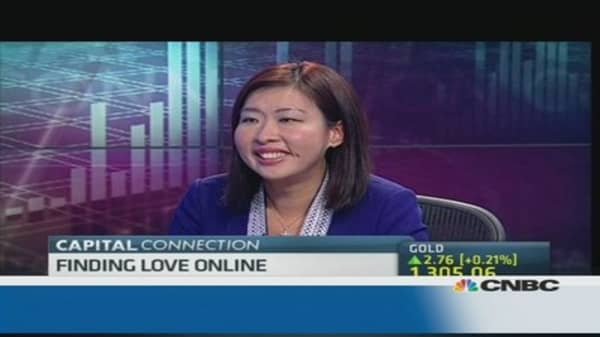 Can technology help one to find true love?