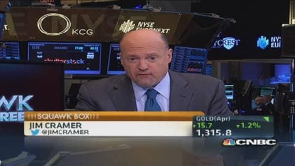 Cramer's stocks to watch: WTW & WFM