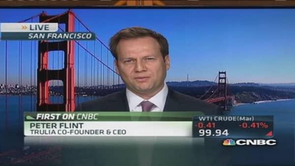 Trulia CEO: $45 million strategic marketing campaign