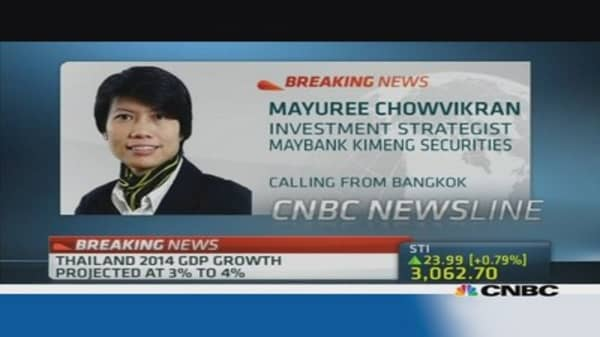 See Thai growth at 3% this year: Maybank