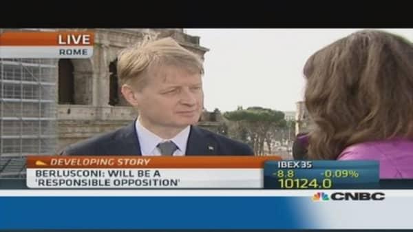 We want fresh elections: Forza Italia-PdL