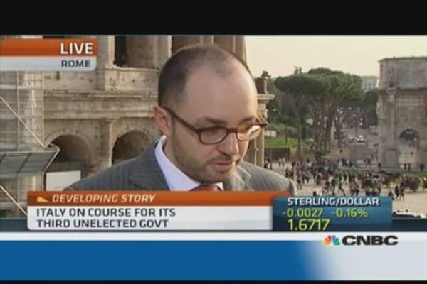 Renzi's reform agenda 'ambitious': Pro