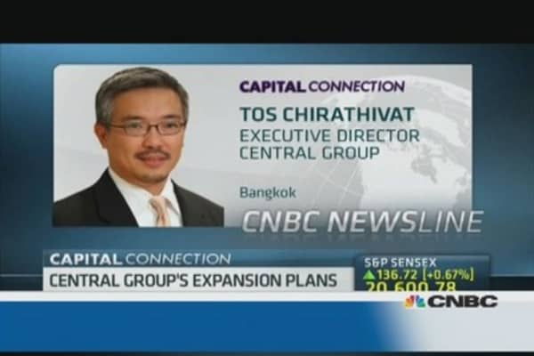 Central Group: Protests will slow retail sales
