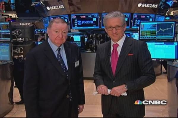 Cashin says: From weather to Fed hints