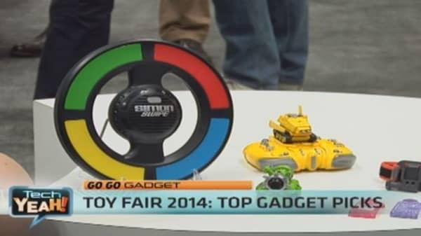 Toy Fair 2014: Top Gadget Picks