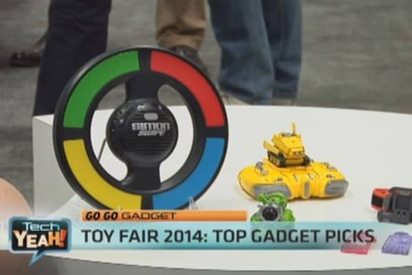 Toy Fair 2014: Top Gadget Picks