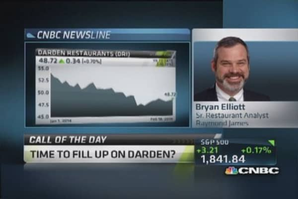 Darden has fundamental challenges: Analyst