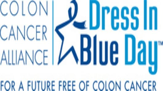 Colon Cancer Alliance/Dress in Blue Day logo