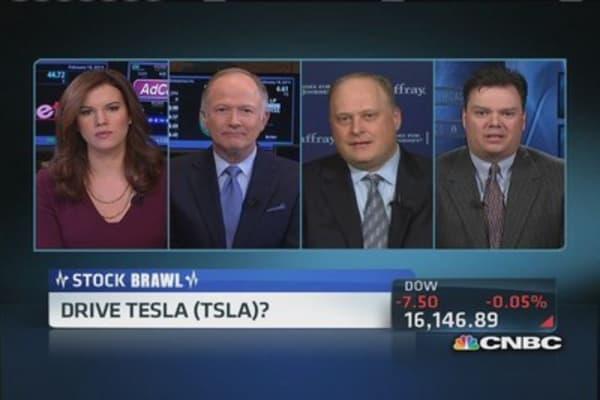 Tesla wildly overpriced: Pro