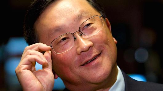John Chen, CEO of BlackBerry