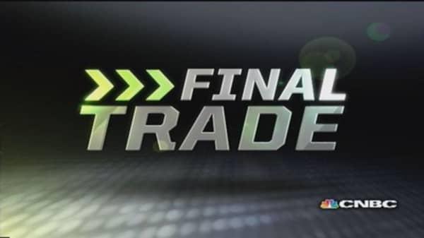 FMHR Final Trade: ACAS, TGT, BBT, HD
