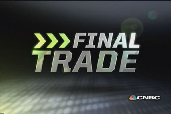 FMHR Final Trade: ACAS, TGT, BBT, HD