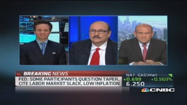 Fed confident about economy: Liesman