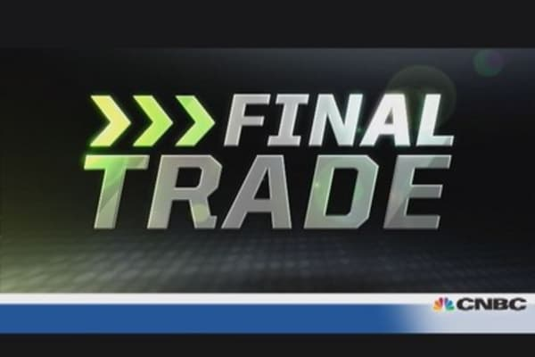 Fast Money Final Trade:  KO, TBT, VZ, GRMN