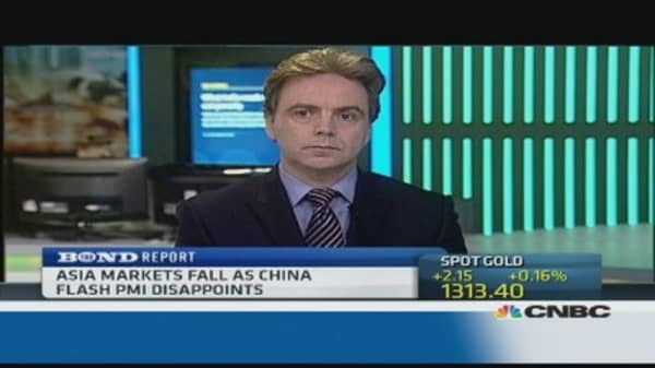 China hard landing would knock global growth: Pro
