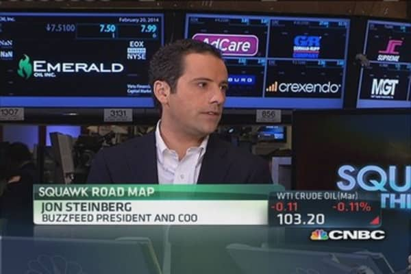 WhatsApp the phone company of the future: Steinberg