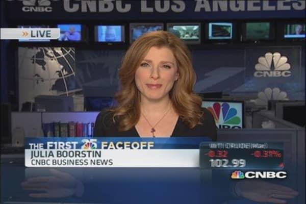 CNBC 25 faceoff: Zuckerberg vs. Dorsey