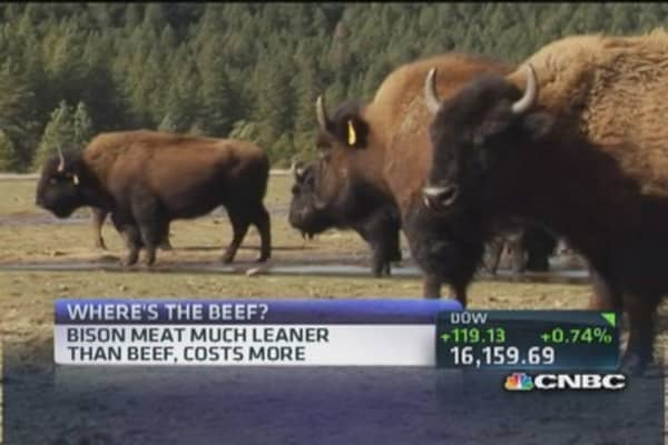 Beef retail prices rise